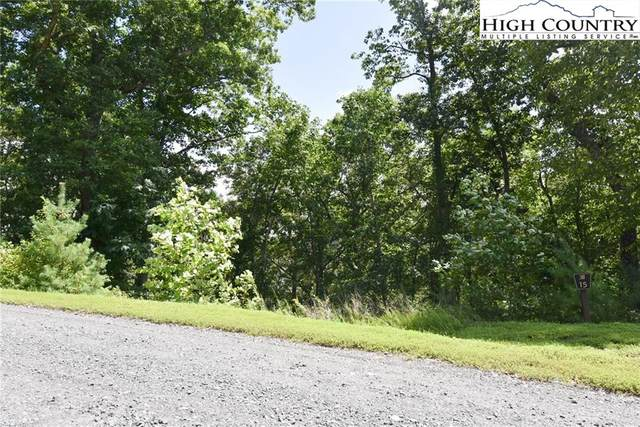 TBD Lot 15 & 16 Brightwater On The New River Drive, West Jefferson, NC 28694 (#223931) :: Mossy Oak Properties Land and Luxury