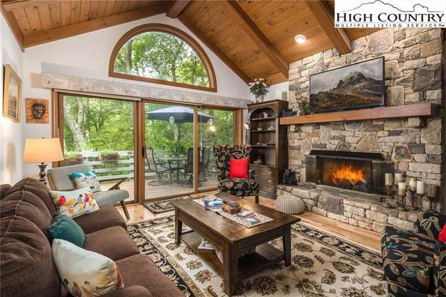194 Hill Beck #2, Boone, NC 28607 (#224043) :: Mossy Oak Properties Land and Luxury