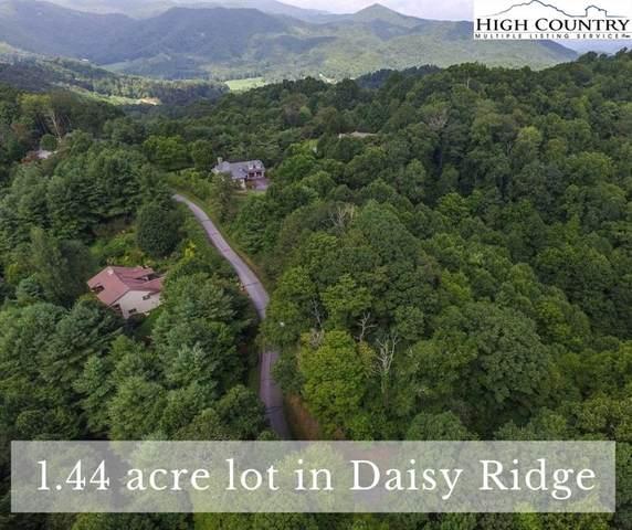 TBD Daisy Ridge Road, Banner Elk, NC 28604 (#224437) :: Mossy Oak Properties Land and Luxury