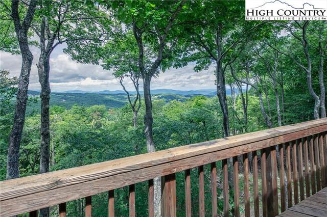 112/114/113 Whipporwill Way/Snowbird Trail, Beech Mountain, NC 28604 (#224627) :: Mossy Oak Properties Land and Luxury