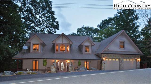 168 Chestnut Way, Beech Mountain, NC 28604 (#224660) :: Mossy Oak Properties Land and Luxury