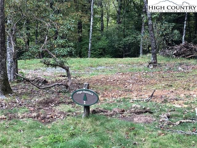 Lot 1 High Hemlock Drive, Blowing Rock, NC 28605 (#224813) :: Mossy Oak Properties Land and Luxury