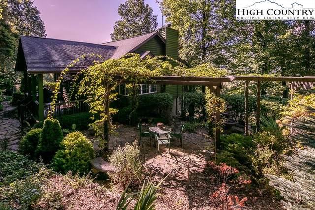 120 High Rock Drive, Todd, NC 28684 (#224899) :: Mossy Oak Properties Land and Luxury
