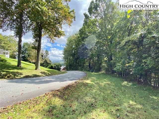 Lot 12 Glenwood Springs, Boone, NC 28607 (#224910) :: Mossy Oak Properties Land and Luxury