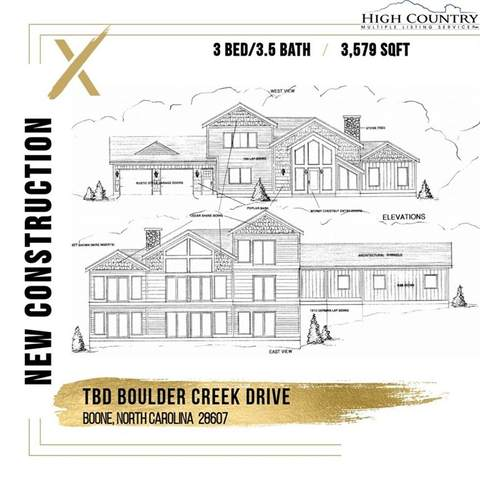 TBD Boulder Creek Drive, Boone, NC 28607 (#224937) :: Mossy Oak Properties Land and Luxury