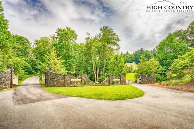 Lot 27 Piedra Road, Blowing Rock, NC 28605 (#224984) :: Mossy Oak Properties Land and Luxury