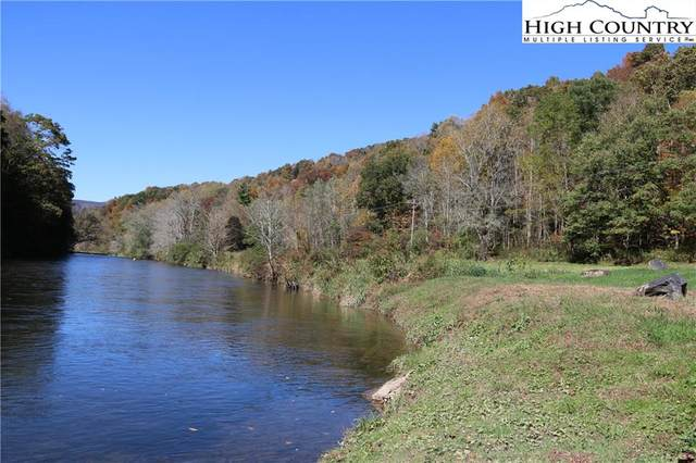 Lot 41 Riverwalk Ridge Road, Todd, NC 28684 (#226317) :: Mossy Oak Properties Land and Luxury