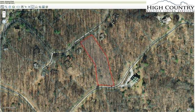13ac Horseshoe Ridge Road, Deep Gap, NC 28618 (#226327) :: Mossy Oak Properties Land and Luxury