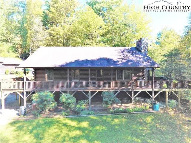 157 Hawkbill Road, Ferguson, NC 28624 (#226354) :: Mossy Oak Properties Land and Luxury