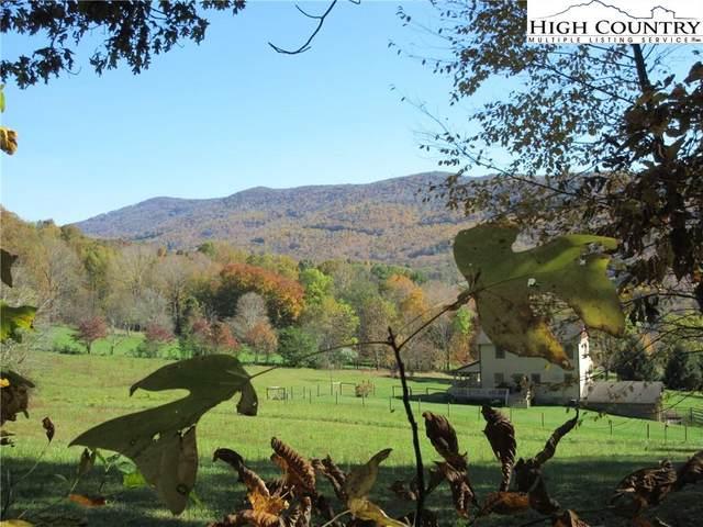 Tbd Elk Creek Mountain Parkway, Todd, NC 28684 (#226485) :: Mossy Oak Properties Land and Luxury
