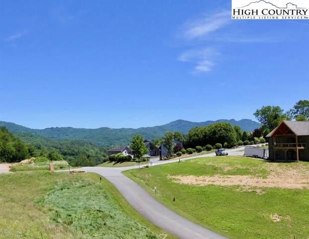 Lot 31 Silver Springs Drive, Banner Elk, NC 28604 (#226678) :: Mossy Oak Properties Land and Luxury