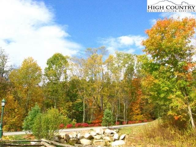 Lot 37 White Fox Lane, Banner Elk, NC 28604 (#226681) :: Mossy Oak Properties Land and Luxury