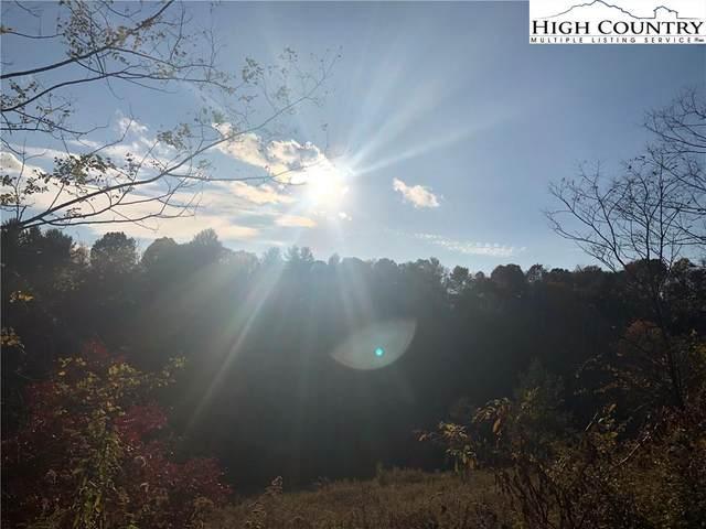 TBD Saddlebrook Lane, Grassy Creek, NC 28631 (#226696) :: Mossy Oak Properties Land and Luxury