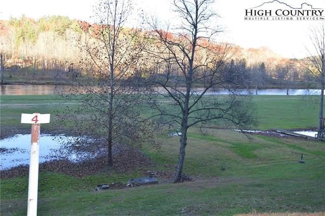 Lot 4 Riverfront Drive, Piney Creek, NC 28663 (#226918) :: Mossy Oak Properties Land and Luxury