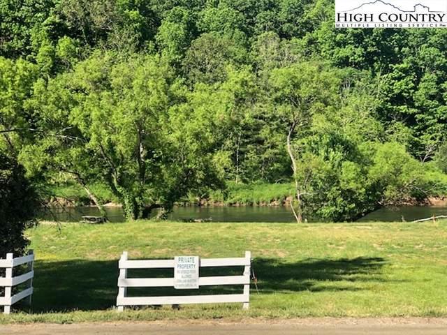 Lot 100-102 Tielcroft Roads, Crumpler, NC 28617 (#226922) :: Mossy Oak Properties Land and Luxury