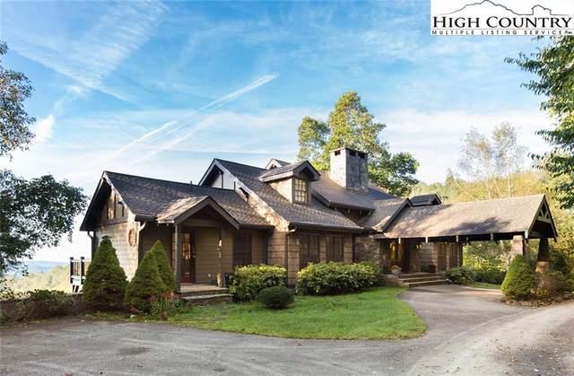 6480 Meadow Lane, Blowing Rock, NC 28605 (#227042) :: Mossy Oak Properties Land and Luxury