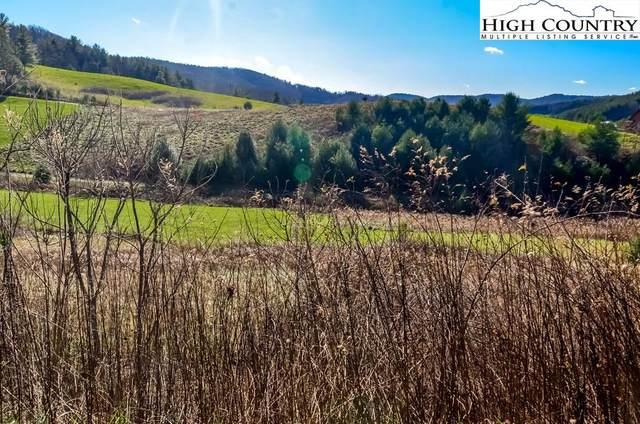 Lot 3 Cedar Trail, Fleetwood, NC 28626 (#227049) :: Mossy Oak Properties Land and Luxury
