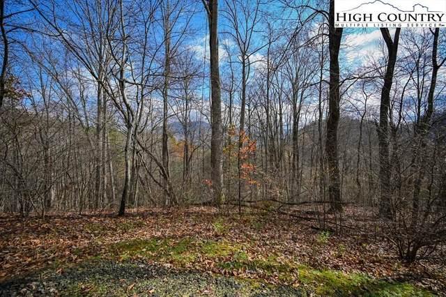 Lot 3 Cherokee Oaks Lane, Warrensville, NC 28693 (#227068) :: Mossy Oak Properties Land and Luxury