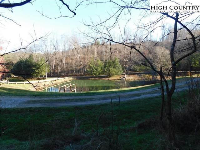 Lot # 6 Lucky Lakes Drive, Piney Creek, NC 28663 (#227231) :: Mossy Oak Properties Land and Luxury