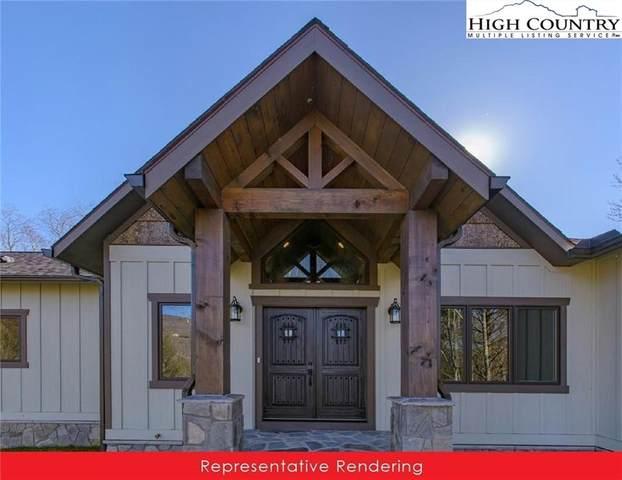 706 W Silver Springs Farm Drive, Banner Elk, NC 28604 (#227347) :: Mossy Oak Properties Land and Luxury