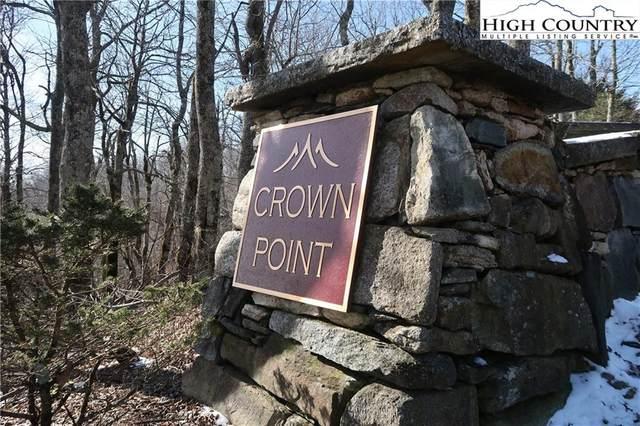 TBD Crown Poplar Lane, West Jefferson, NC 28694 (#227375) :: Mossy Oak Properties Land and Luxury