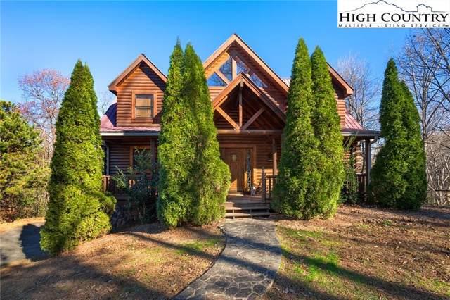 241 Mica Mine Road, Ferguson, NC 28624 (#227425) :: Mossy Oak Properties Land and Luxury
