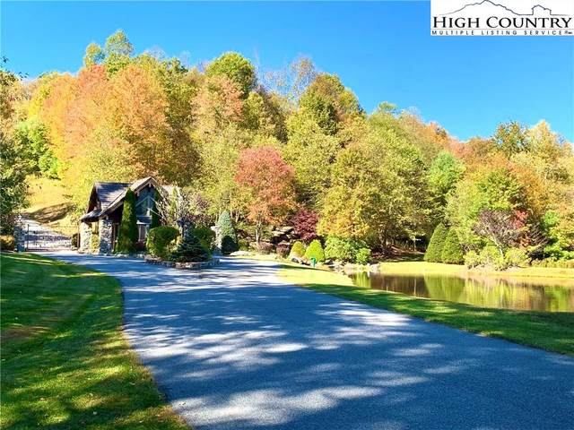 Lot#23 Scaley Bark Drive, Boone, NC 28607 (#227475) :: Mossy Oak Properties Land and Luxury