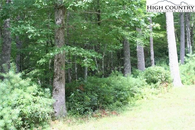 Lot 12 Walden Lane, West Jefferson, NC 28694 (#227507) :: Mossy Oak Properties Land and Luxury