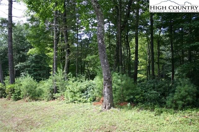 Lot 11 Walden Lane, West Jefferson, NC 28694 (#227508) :: Mossy Oak Properties Land and Luxury