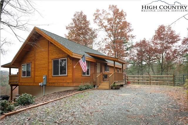 196 Wagon Ridge Road, Ferguson, NC 28624 (#227528) :: Mossy Oak Properties Land and Luxury