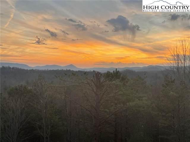 TBD Hidden Creek Drive, Deep Gap, NC 28618 (#227561) :: Mossy Oak Properties Land and Luxury