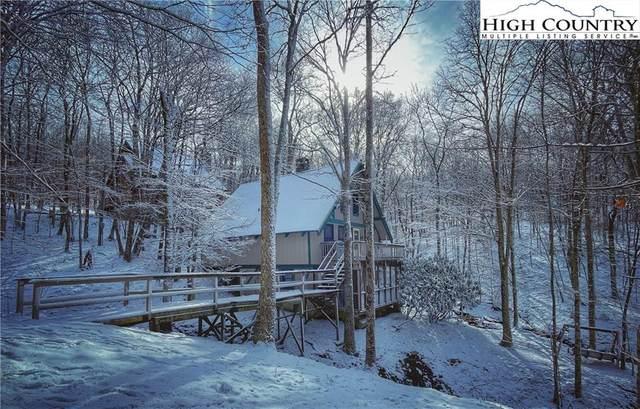 107 Sawmill Branch Road, Beech Mountain, NC 28604 (#227650) :: Mossy Oak Properties Land and Luxury