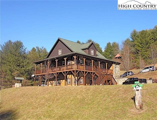 191 Tri-State Knolls, Piney Creek, NC 28663 (#227709) :: Mossy Oak Properties Land and Luxury