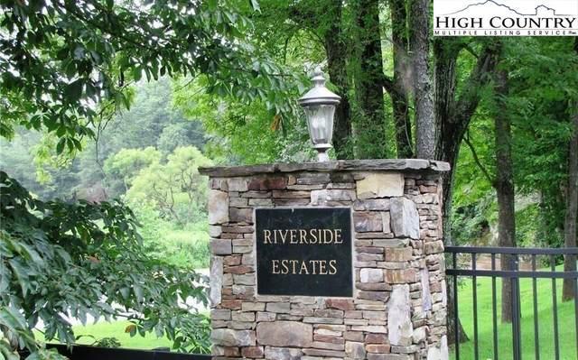 Lot 36 Riverwind Drive, Lansing, NC 28643 (#227721) :: Mossy Oak Properties Land and Luxury