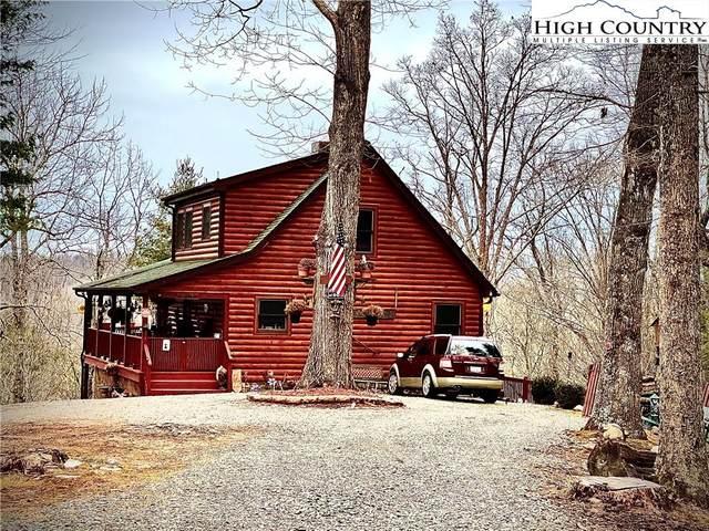 87 Foggy Hollow Way, Piney Creek, NC 28663 (#227854) :: Mossy Oak Properties Land and Luxury