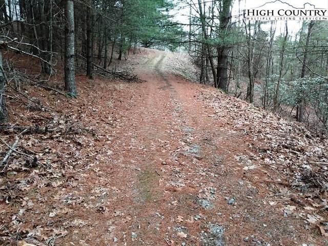 TBD Happy Winding Drive, Piney Creek, NC 28663 (#227931) :: Mossy Oak Properties Land and Luxury