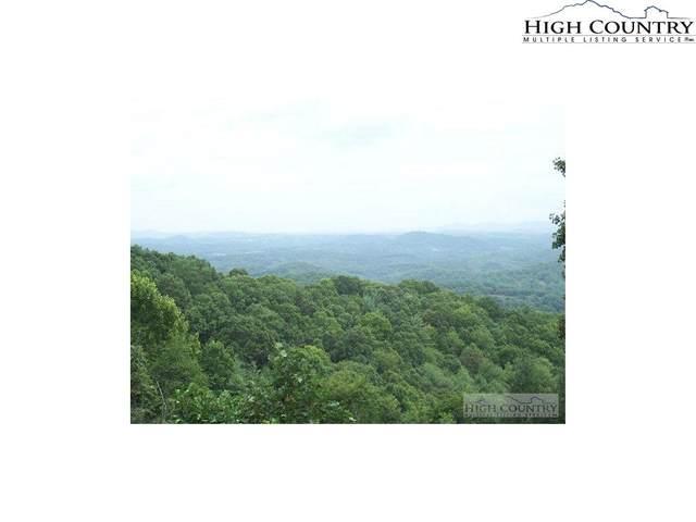 TBD Lot 29 Dream Mountain Road, Grassy Creek, NC 28631 (#227933) :: Mossy Oak Properties Land and Luxury