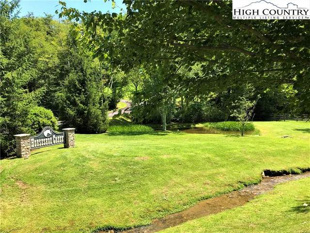 44 Horseshoe Creek Road, Banner Elk, NC 28604 (#227944) :: Mossy Oak Properties Land and Luxury