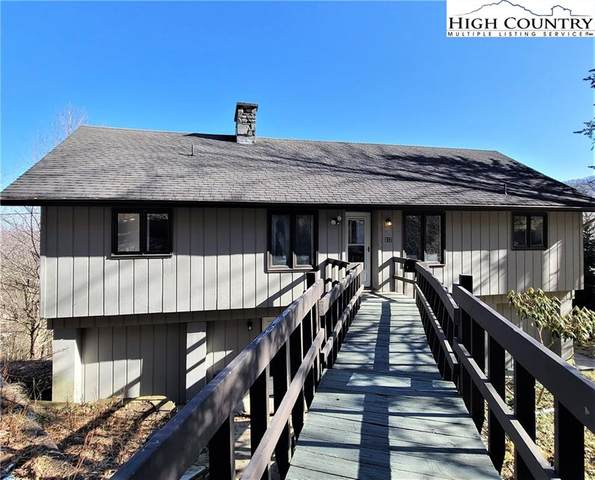 317 Skiview Road, Seven Devils, NC 28604 (#228094) :: Mossy Oak Properties Land and Luxury