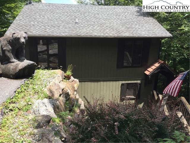 166 & 237 Chestnut & Lakeledge Way, Beech Mountain, NC 28604 (#228109) :: Mossy Oak Properties Land and Luxury