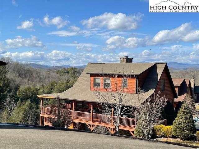 695 Deerwood Road, Piney Creek, NC 28663 (#228130) :: Mossy Oak Properties Land and Luxury