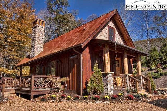 54 Long Crested Drive, Banner Elk, NC 28604 (#228166) :: Mossy Oak Properties Land and Luxury