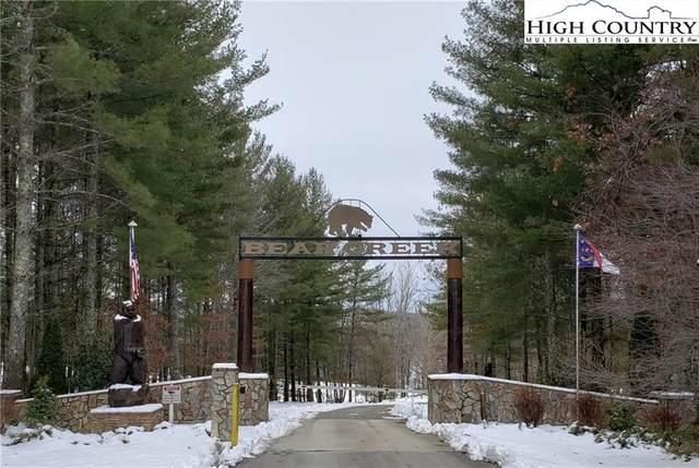 Lot 54 Bear Tracks Lane, Sparta, NC 28675 (#228171) :: Mossy Oak Properties Land and Luxury