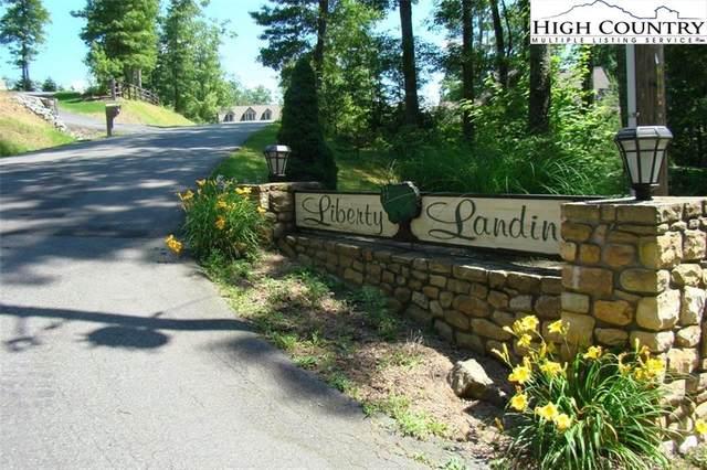 Lot 31 Liberty Landing Drive, Fleetwood, NC 28626 (#228209) :: Mossy Oak Properties Land and Luxury
