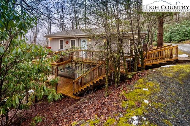 213 Poplar Ridge, Banner Elk, NC 28604 (#228270) :: Mossy Oak Properties Land and Luxury