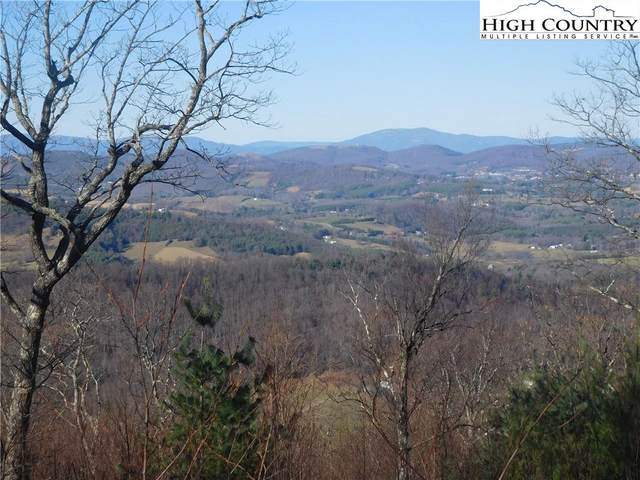 Lots 7 & 8 Green Mountain Road, Sparta, NC 28675 (#228308) :: Mossy Oak Properties Land and Luxury