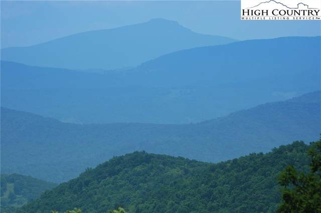 Crown Point 14 Crown Point Road, West Jefferson, NC 28697 (#228333) :: Mossy Oak Properties Land and Luxury