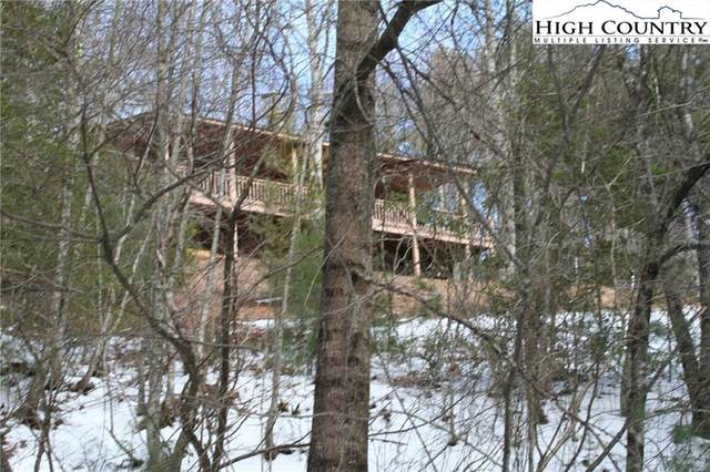 176 Old Cardinal, West Jefferson, NC 28694 (#228406) :: Mossy Oak Properties Land and Luxury