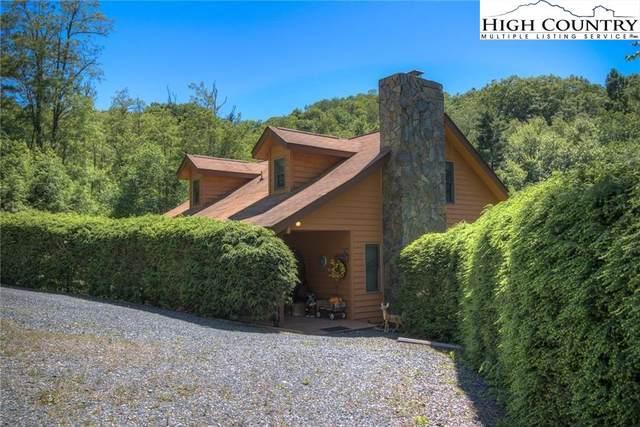 776 Galax Circle, Blowing Rock, NC 28605 (#228439) :: Mossy Oak Properties Land and Luxury