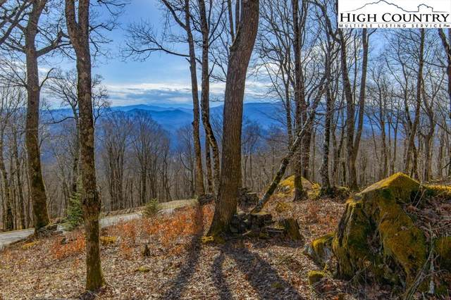 L 40 Eagles Nest Trail, Banner Elk, NC 28604 (#228447) :: Mossy Oak Properties Land and Luxury